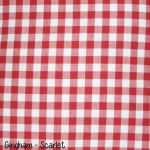 Gingham - Scarlet copy