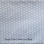 Small Stars - White on Blue copy