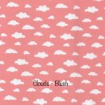 Clouds - Blush