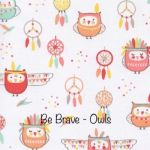 Be Brave - Owls