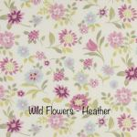 Wild Flowers - Heather