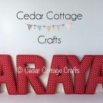 Araya - Red & White Polka Dot