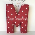 M EX Lge - Dotty Multi:red