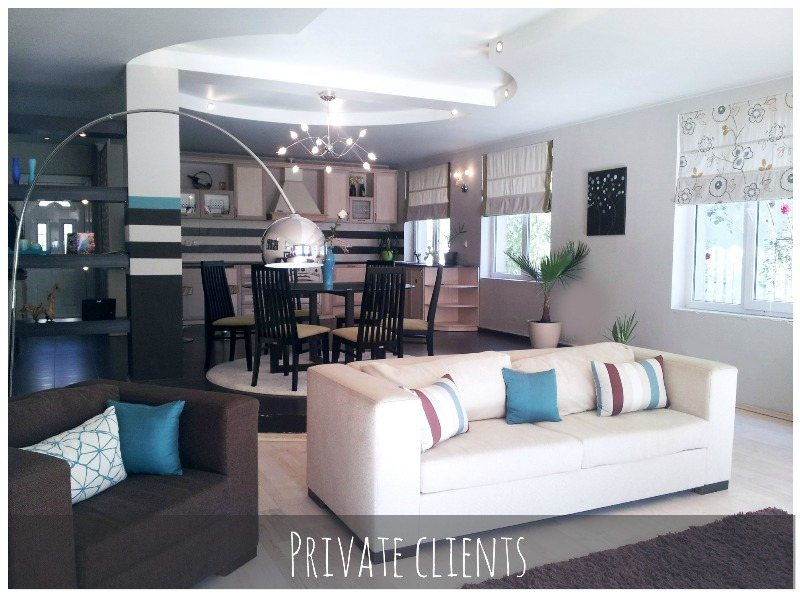 private clients open plan liviing