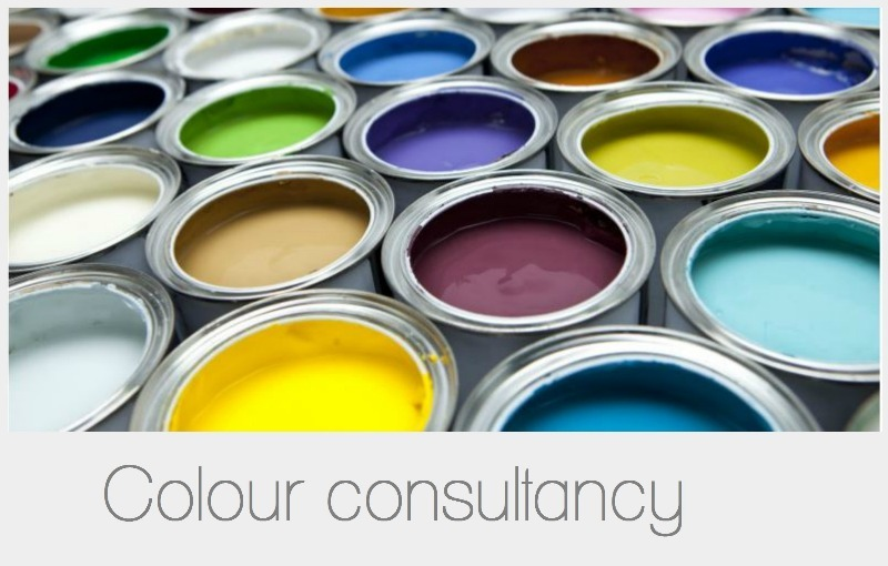 wallpaint pots colour consultancy