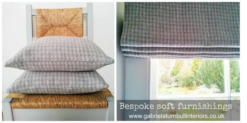 bespoke soft furnishings GT Interiors