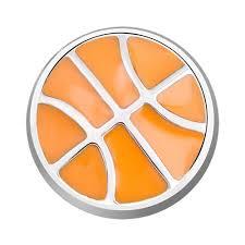 Basket Ball Floating Locket Charms