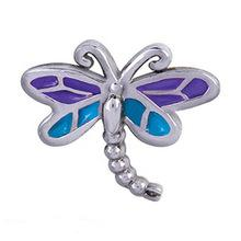 Dragonfly Floating Locket Charm
