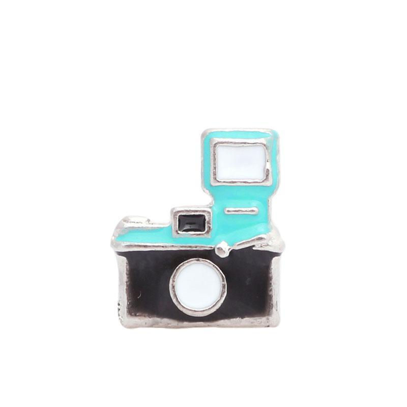 Camera Floating Charm
