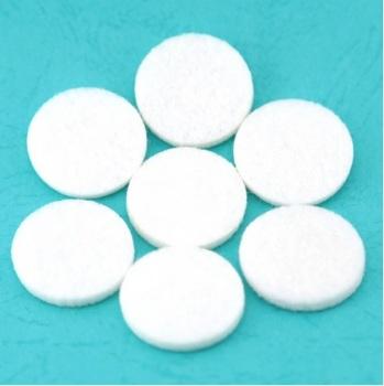White Perfume Pad