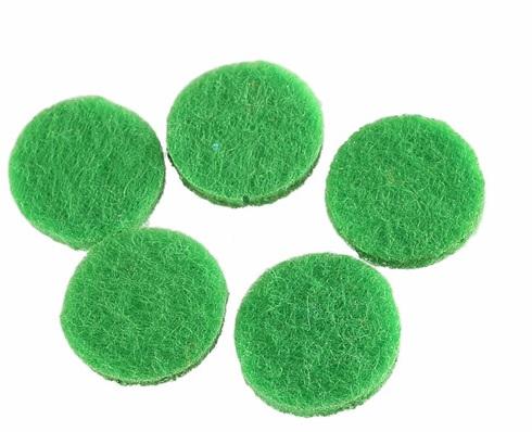 Green Perfume Pad