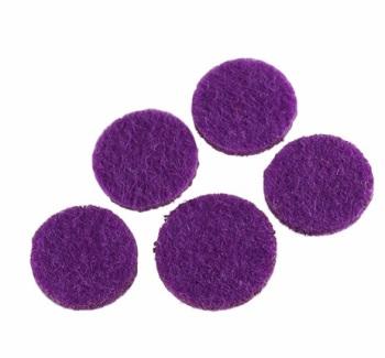 Purple Perfume Pad