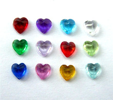 Birthstone Sparkles - Heart Shape