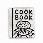 Cook Book Floating Locket Charm
