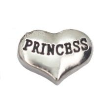 Princess Floating Locket Charm