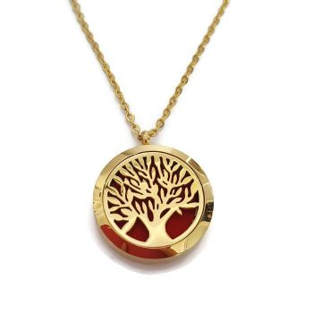 PL009 - Oil Diffuser Stainless Steel Incense Locket
