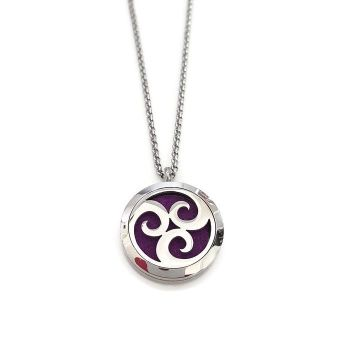 PL011 - Oil Diffuser Stainless Steel Incense Locket