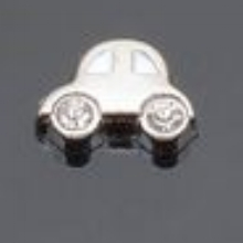 Car Floating Locket Charm