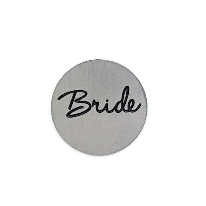 Bride Floating Locket Back Plate
