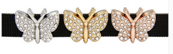 Butterfly Slider Charm