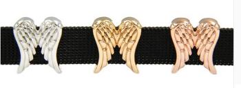 Angel Wings Slider Charm