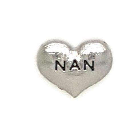 Nan Floating Locket Charm