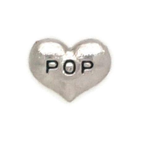 Pop Floating Locket Charm