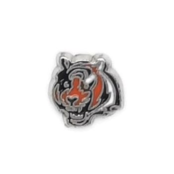 Tiger Floating Locket Charm