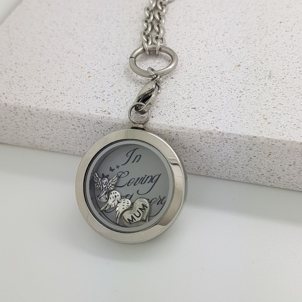 Floating Locket Jewellery
