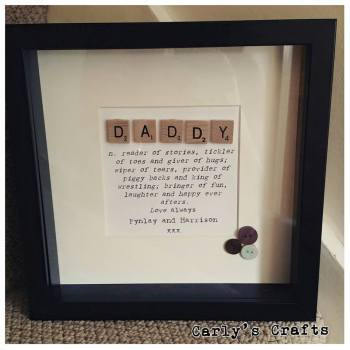 d9934df0638 Dad grandad Poem box frame  £20.00 · Daddy definition