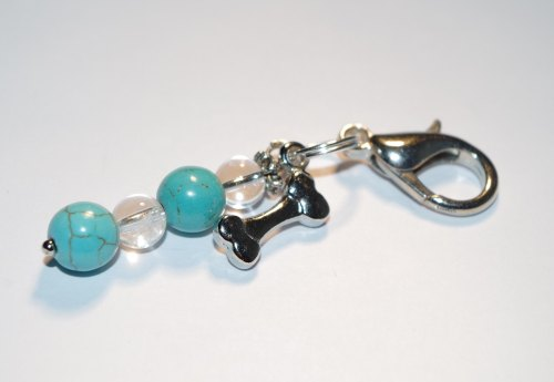 Turquoise Pet Charm