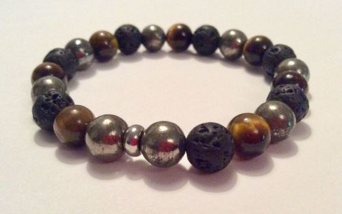 FERTILITY FOR MEN AMELIE HOPE CRYSTAL HEALING BRACELET