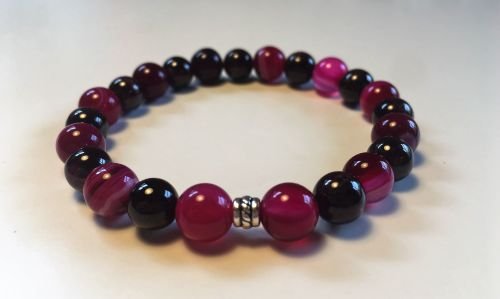 **NEW** AMELIE HOPE CRYSTAL HEALING HAPPINESS & ENERGY BRACELET