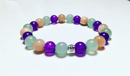 **NEW** AMELIE HOPE CRYSTAL HEALING HANGOVER RELIEF BRACELET
