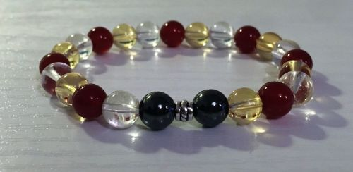 AMELIE HOPE CRYSTAL HEALING BUSINESS SUCCESS BRACELET