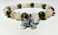 AMELIE HOPE CRYSTAL HEALING EMOTIONAL BALANCE IN PREGNANCY BRACELET