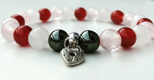 FERTILITY AMELIE HOPE CRYSTAL HEALING FERTILITY PREGNANCY BRACELET