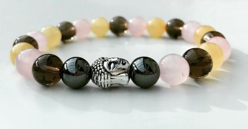 AMELIE HOPE CRYSTAL HEALING DEPRESSION FIGHTING BRACELET