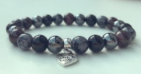 AMELIE HOPE CRYSTAL HEALING PROTECTION TALISMAN BRACELET