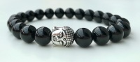 AMELIE HOPE CRYSTAL HEALING BLACK TOURMALINE PANIC ATTACK / PHOBIA RELIEF BRACELET