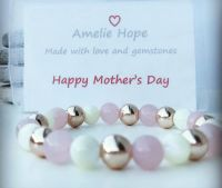 AMELIE HOPE CRYSTAL HEALING MOTHERS DAY BRACELET