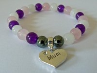 AMELIE HOPE CRYSTAL HEALING BRACELET FOR MUMS