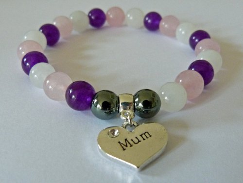 ***MOTHER'S DAY*** AMELIE HOPE CRYSTAL HEALING BRACELET FOR MUMS
