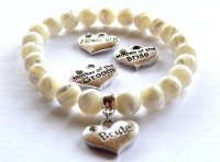 AMELIE HOPE CRYSTAL HEALING BRACELET FOR WEDDING