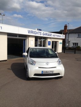 Toyota IQ 2015 Year SOLD