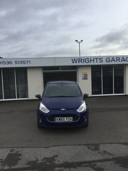 Ford B Max Zetec Auto 2016 year SOLD