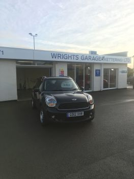 2012 Mini Country Man The one  SOLD