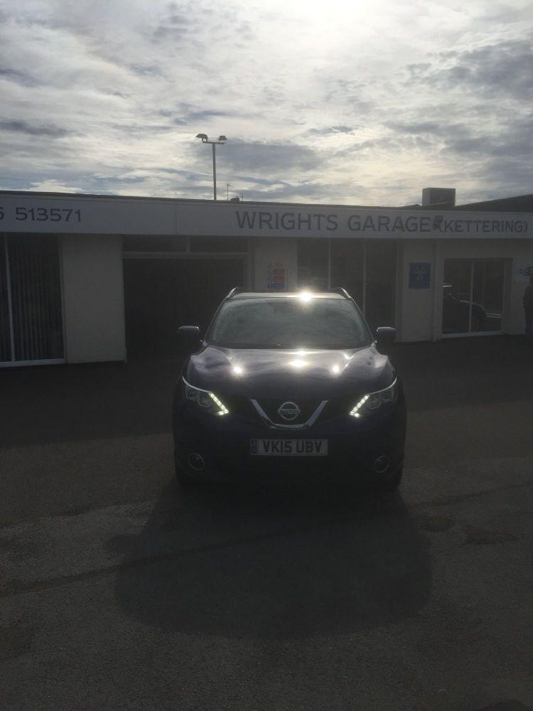 Nissan QashQai Tekna 2015 year
