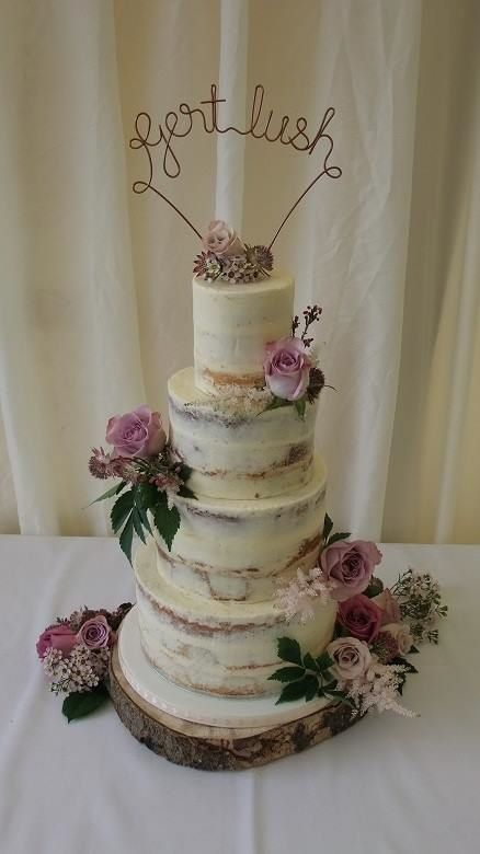 wedding cakes Bristol