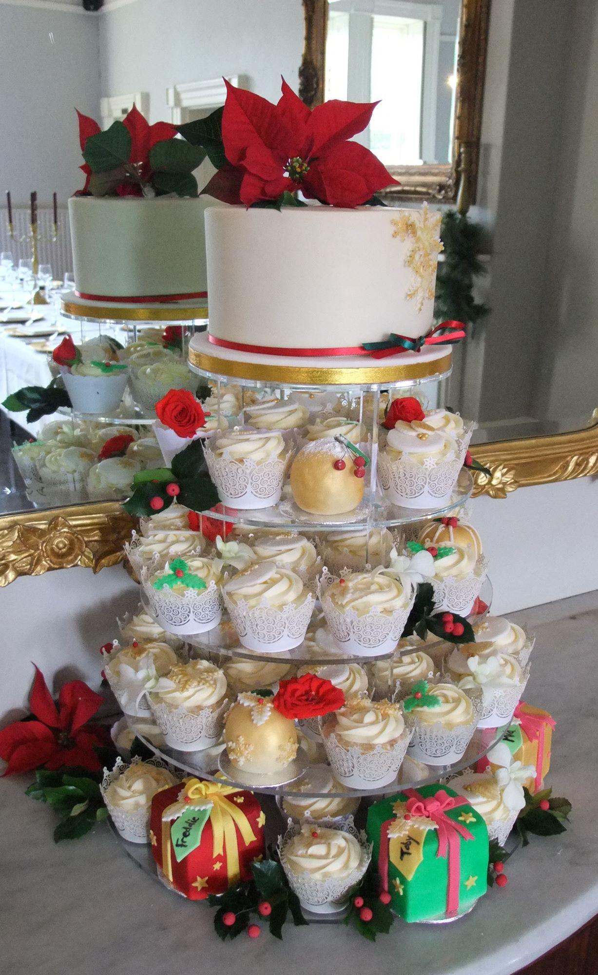 cupcakes towers Bath